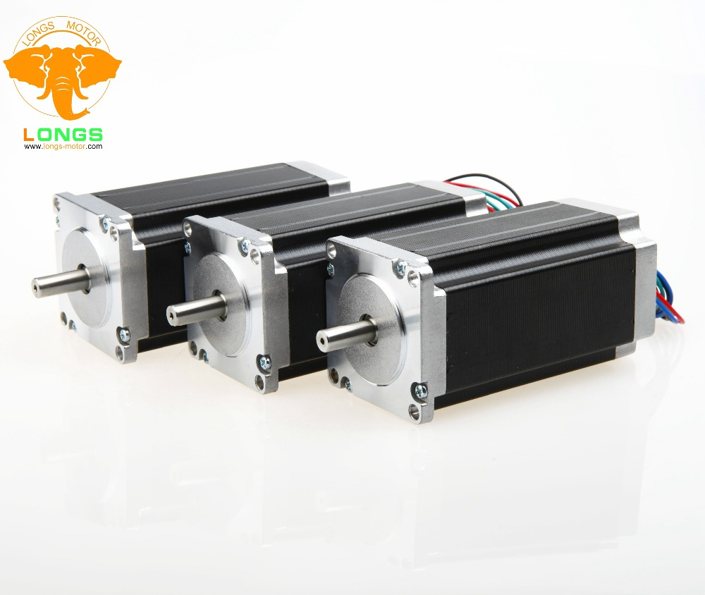 3PC Nema23 Stepper Motor controller Driver DM542A 4.2A+Breakout Board for Nema23