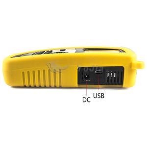 Image 4 - המקורי Satlink WS 6933 לווין Finder DVB S2 FTA CKU הלהקה סאטלינק דיגיטלי לווין Finder מד WS 6933 משלוח חינם