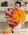 Halloween gifts 1pc 40*35cm pumpkin pillow cushion for leaning on of plush toys creative gift