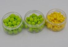 MNFT 5 Kinds Shapes Boilies Carp Bait Floating Smell Lure Corn Flavor Artificial Baits Carp Fishing Accessories Fish Pop Up Bait