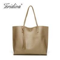 The 2016 Summer New Handbag Trend Europe Crocodile Bag Handbag Simple Fashion Leisure Bag