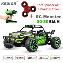 Kedior 1:18 RC Автомобилей 4WD Дрейф Дистанционного Управления Cars Машина Высокоскоростной Гоночный Автомобиль Model Toys VS WL TOYS A959