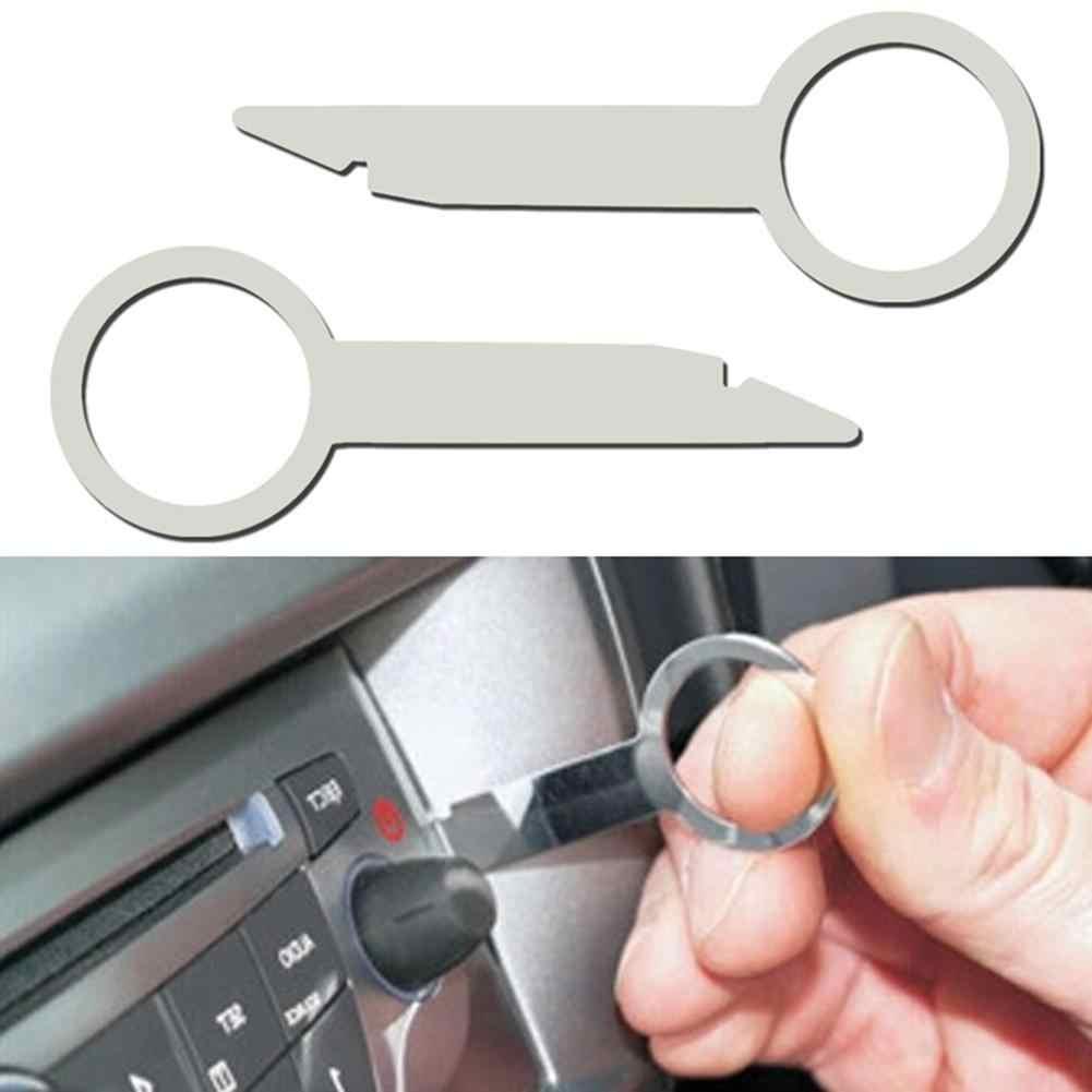 4 шт. автомобиль CD стерео радио удаление ключей извлечение ремонт инструмент pecial Разборка Инструмент obd 2chevrolet lacetti