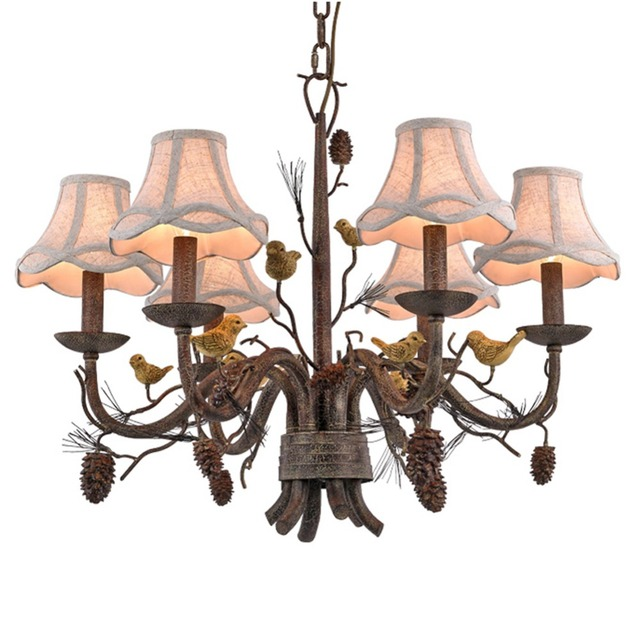 Wrought iron chandelier island country vintage style chandeliers wrought iron chandelier island country vintage style chandeliers flush mount lighting fixture lamp industrial metal chandelier mozeypictures Image collections