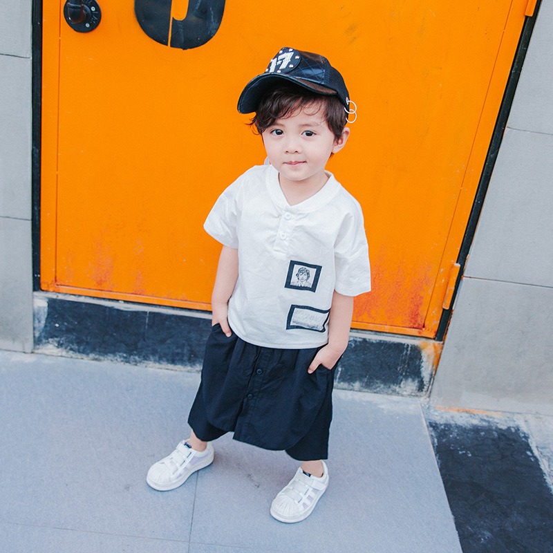 Fashion Baby Kids Clothes Solid Color Boys Girls t-shirt Short Sleeve Children t shirt Lapels O-Neck Tee 2017 Summer Cotton Tops toddler baby boys summer casual t shirt camera print t shirt tops short sleeve