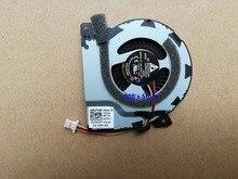 Тетрадь Процессор кулер вентилятор для Dell Vostro V130 093YFT 93YFT KDB0405HA-AG65 23.10451.001 5Vdc 0.4A