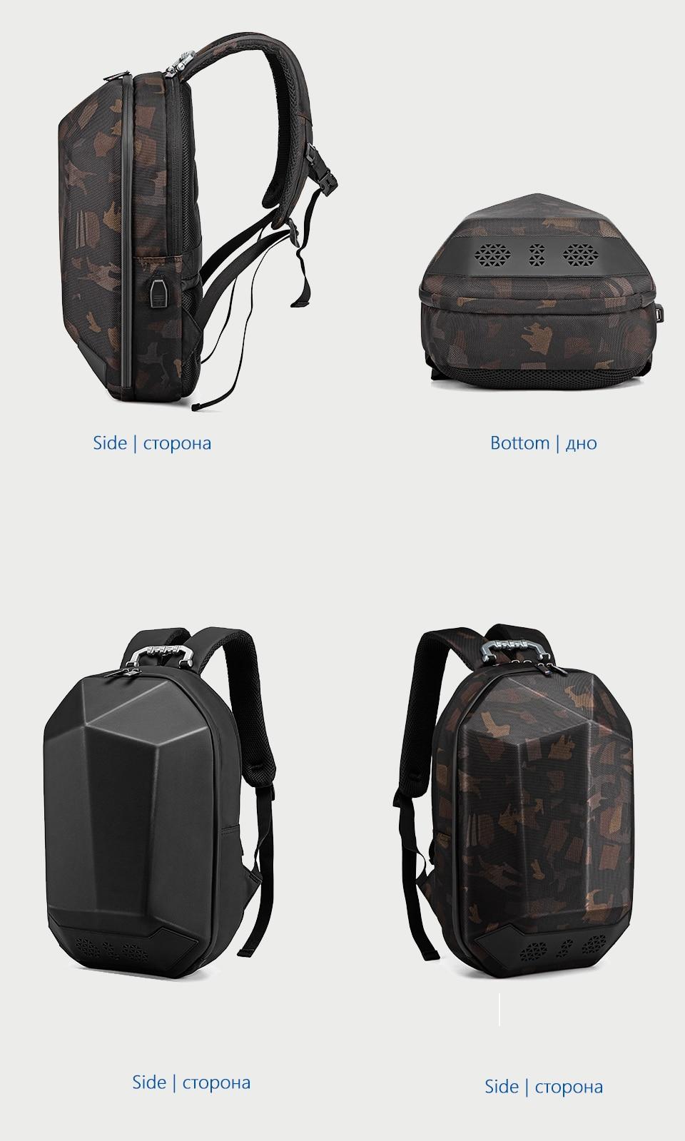 """HTB17JeKaODxK1RjSsphq6zHrpXah - OZUKO Men 15.6"""" Laptop Backpack Fashion Waterproof Teenager Schoolbag"""