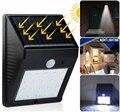 태양 전원 20 LED Lmap 스포트 라이트 모션 센서 야외 정원 장식 방수 보안 루즈 태양 Solaire 램프