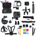 Gopro accessories set Gopro hero 5 waterproof protective case chest mount Monopod for gopro hero 5 tripod for go pro HERO 5