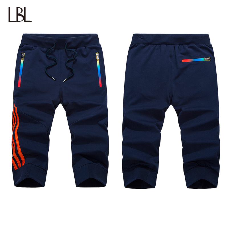Summer Shorts Casual Brand Mens Jogger Sporting Streetwear Bodybuilding Sweatpants Male Fitness Clothes Sportsman Wear Plus Size