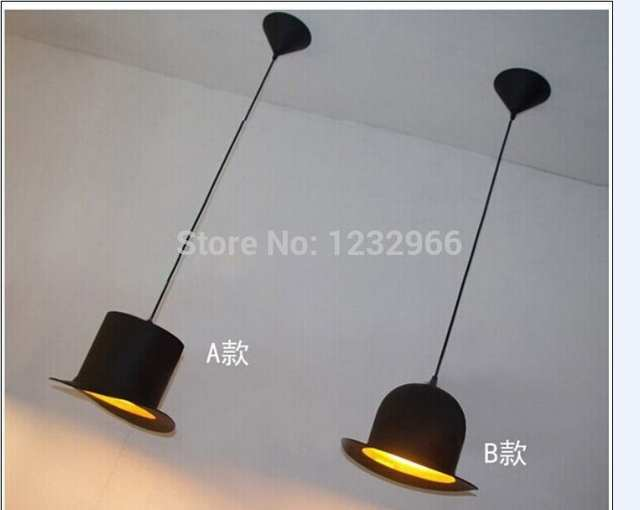 95130a3fa86 2014 New E27 Pendant Lamp Aluminum Bowler Hat Lights Lampshade AC85-265V  Jeeves   Wooster