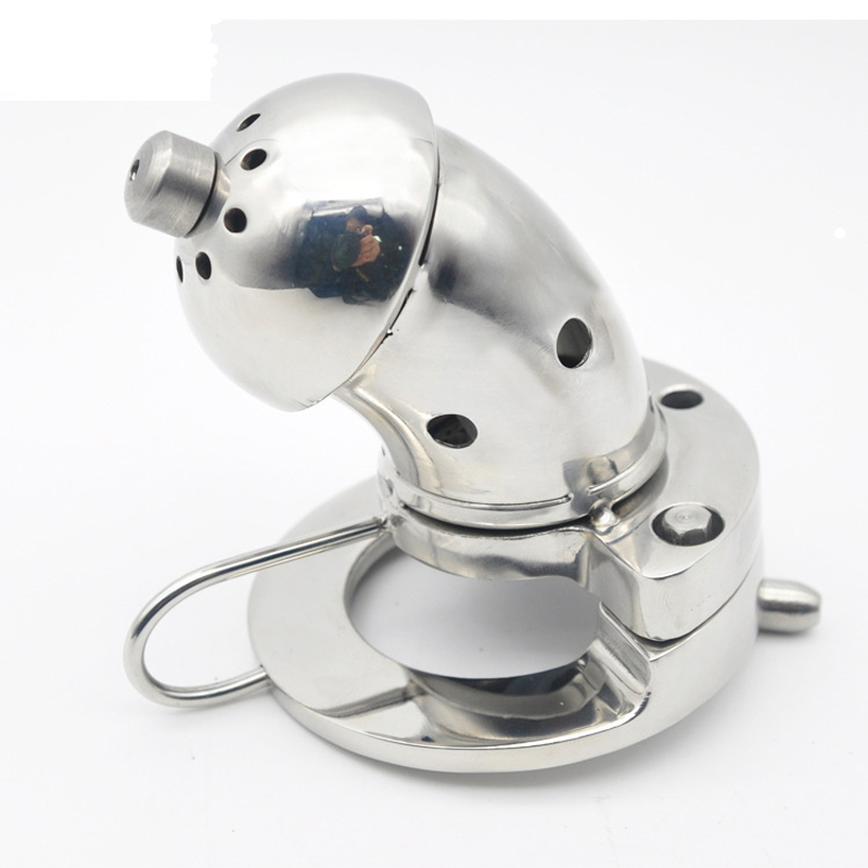 chastity cage sex toys for men Metal stainless steel cock cage and Urethral catheter 40/45/50mm penis ring male chastity device sex shop small male penis confinement chastity cage metal cock ring cockring chastity belt toy sex toys for men free shipping