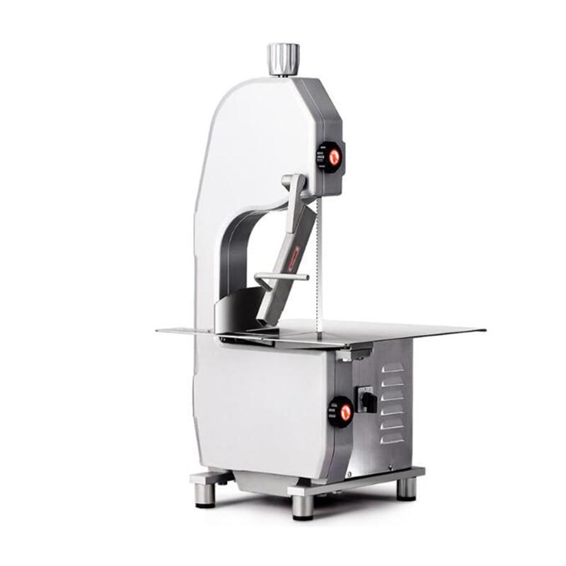 Electric Bone Saw Machine Frozen Meat Beef Ribs Cutter/Meat bone Sawing Kitchen Tool Full Automatic Bone Cutting Slicer Machine machine