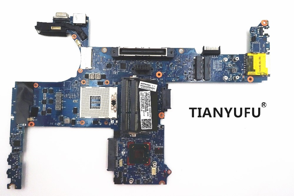 Laptop motherboard for HP Probook 6470B 8470P PC Mainboard 686040 001 686040 501 Laptop Motherboard tested