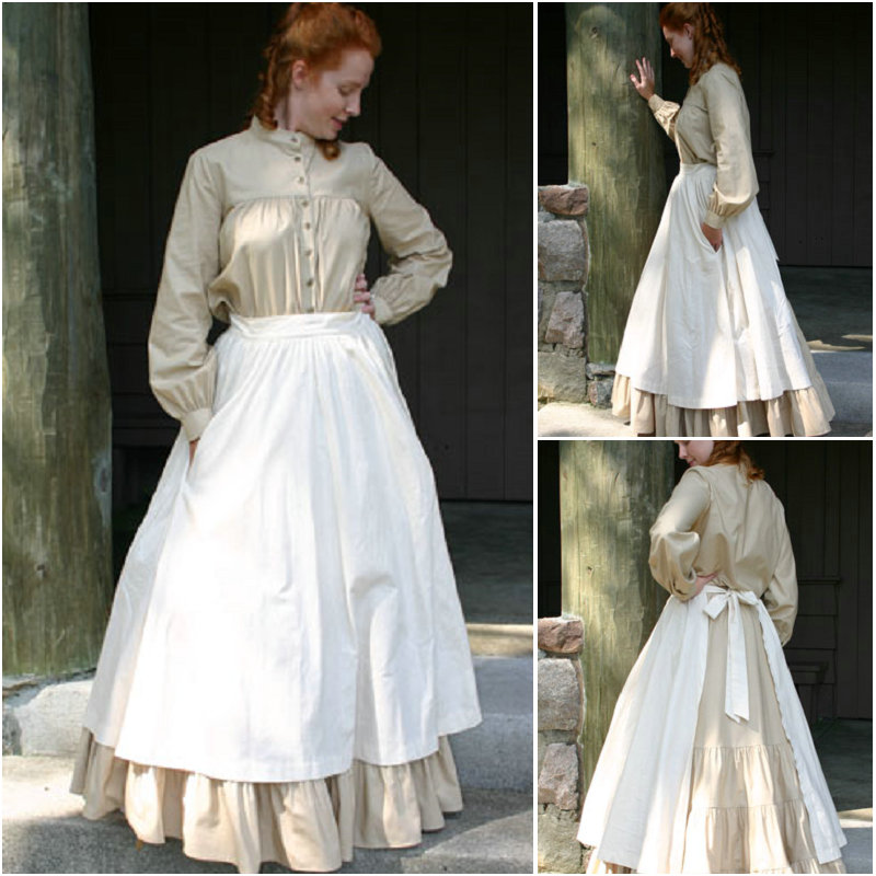 1860S Victorian Corset Gothic/Civil War Southern Belle Ball Gown Dress Halloween dresses  US 4-16 V-1234
