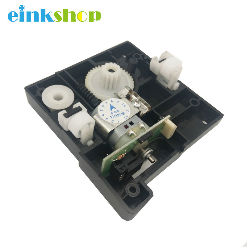 einkshop <font><b>M1120</b></font> <font><b>Scanner</b></font> Head Bracket assembly CB376-67901 for <font><b>HP</b></font> M1005 <font><b>M1120</b></font> CM1015 CM1017 CM1312 printer <font><b>Scanner</b></font> motor gear assy image