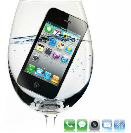In stock! Lowest price Wholesale Waterproof case Waterproof Skin for Apple iPhone 4 4S
