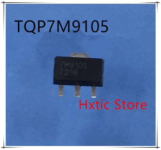 NEW 10PCS/LOT TQP7M9105 7M9105 1W 5V SOT-89