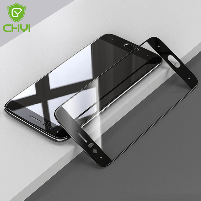 CHYI for Oneplus 5 screen protector 3D curved edge oneplus 5 128gb full coverage style full body glue glass for oneplus 5 5D
