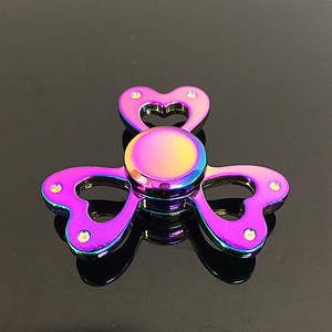 Fidget Spinner Metal Hand Finger Spinners Stress SZJD