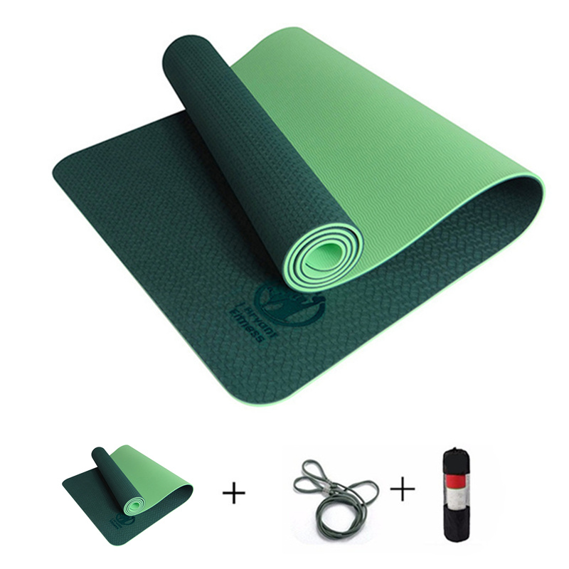 None-Slip Yoga Mat With Bag And Rope