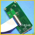 "1.8 ""ZIF SSD HDD для mini PCI-e Адаптер для EEEPC 901 Оптовая Бесплатная Доставка"