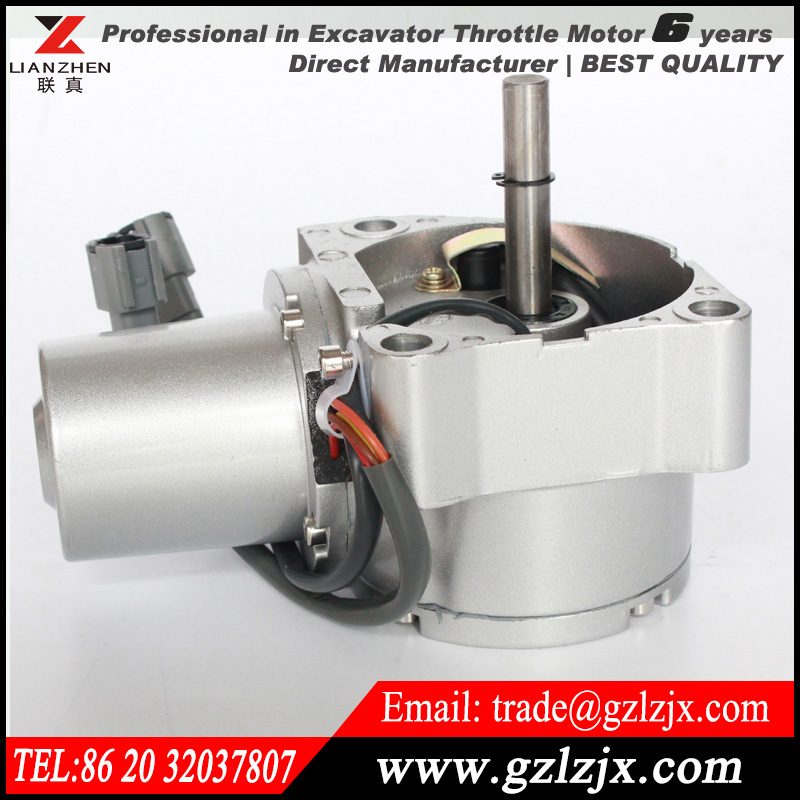 Excavator Stepper Motor 4360509 KP56RM2G-019 for EX-5 EX-6 EX120-5 EX200-5 EX220-5 Hitachi Speed Governor electric Parts