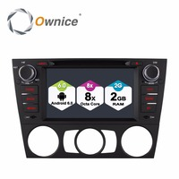 HD Octa Core Android 6.0 Car DVD Player For BMW E90 E91 E92 E93 3 Series Radio GPS Navigation 2GB RAM 4G SIM LTE WIFI