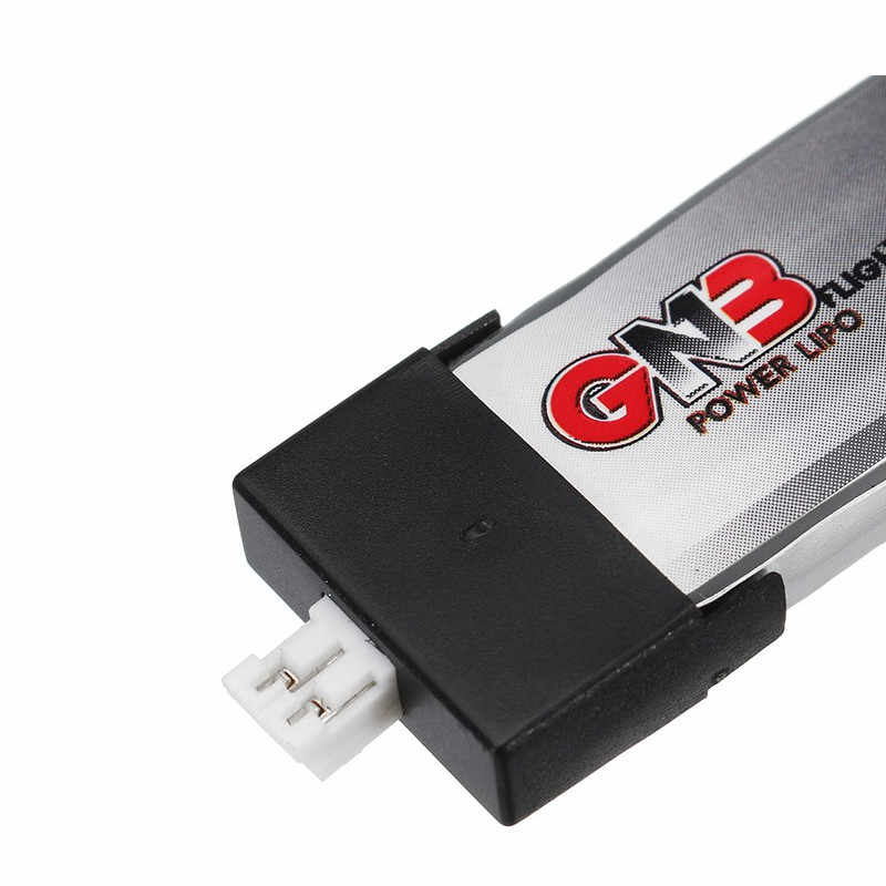 5 uds Gaoneng 550mAh 3,8 V 50C LiHV batería LiPo PH2.0 enchufe para LDARC pequeño 8X TINY7 B06 BetaFPV Beta75 URUAV lámina Inductrix FPV Drone