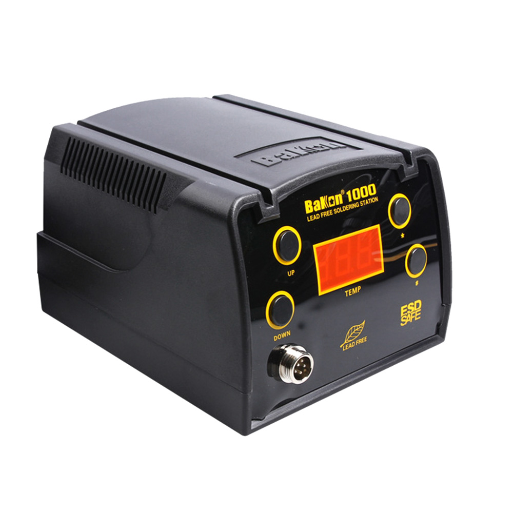 BAKON BK1000 90W High Frequency Digital Soldering Station with Temperature Control System 1