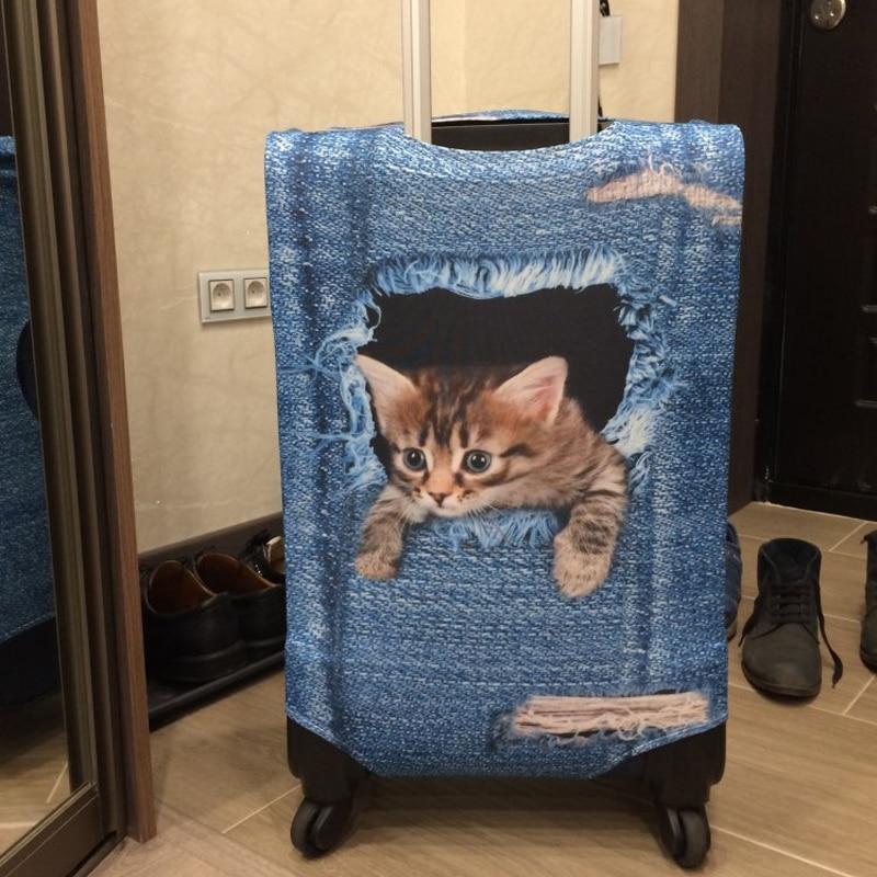 de bolsaagem e acessórios para Medium Size Cover : 50*72*3cm For 22-26 Inch Suitcase