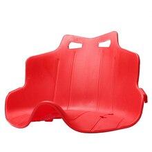 Пластиковое сиденье для Kart Hoverboard Запчасти для сидений Высокое качество Сменные аксессуары
