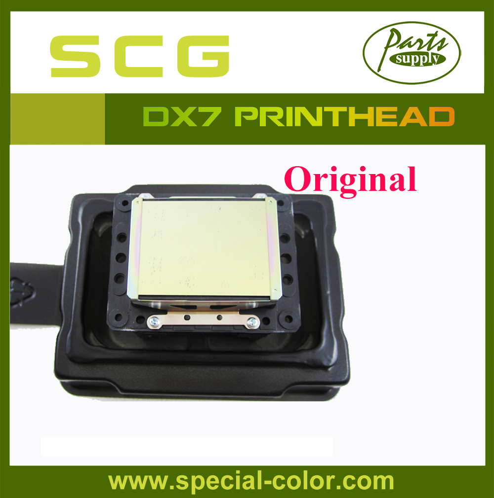 100% Original DX7 Solvent Printhead Roland FH Print head RA for Epson DX6 Printhead original printer printhead mainfold eco solvent print head capping cover for roland rs640 740 sj1045ex sj1000 vp300 vp540 xc540