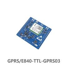 E840 TTL GPRS03 GPRS モジュール透明伝送クワッドバンド At コマンド GSM ワイヤレストランシーバマイクロ SIM カードホルダー