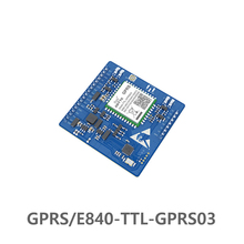 E840-TTL-GPRS03 GPRS Module Transparent Transmission Quad Band AT Command GSM Wireless Transceiver MICRO SIM card holder sim800l v2 0 5v wireless gsm gprs module quad band sim board quad band with antenna cable cap for arduino