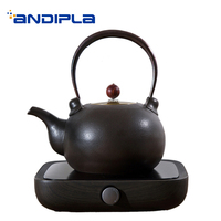 220V Creative PC Electric Ceramic Heater Pottery Vintage Teapot / Tea Ceremony Accessories Teaware Drinkware Stove Kettle Holder