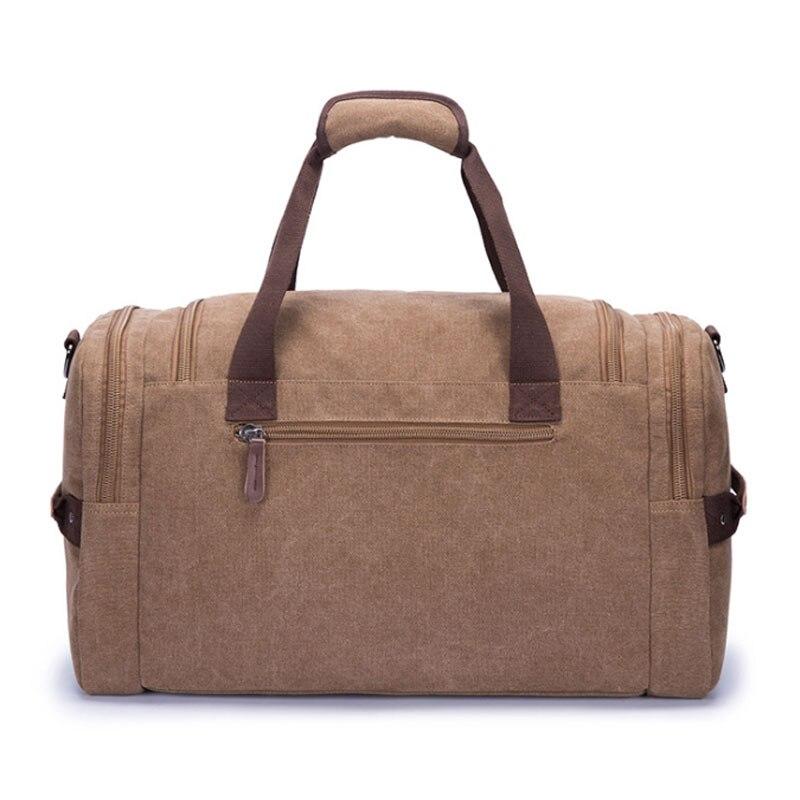 Top Quality Male Luggage Large Capacity Travel Bag Men Shoulder Handbag Crossbody Travel Duffel Bags Women Duffle Weekend Bag-in Travel Bags from Luggage & Bags    3