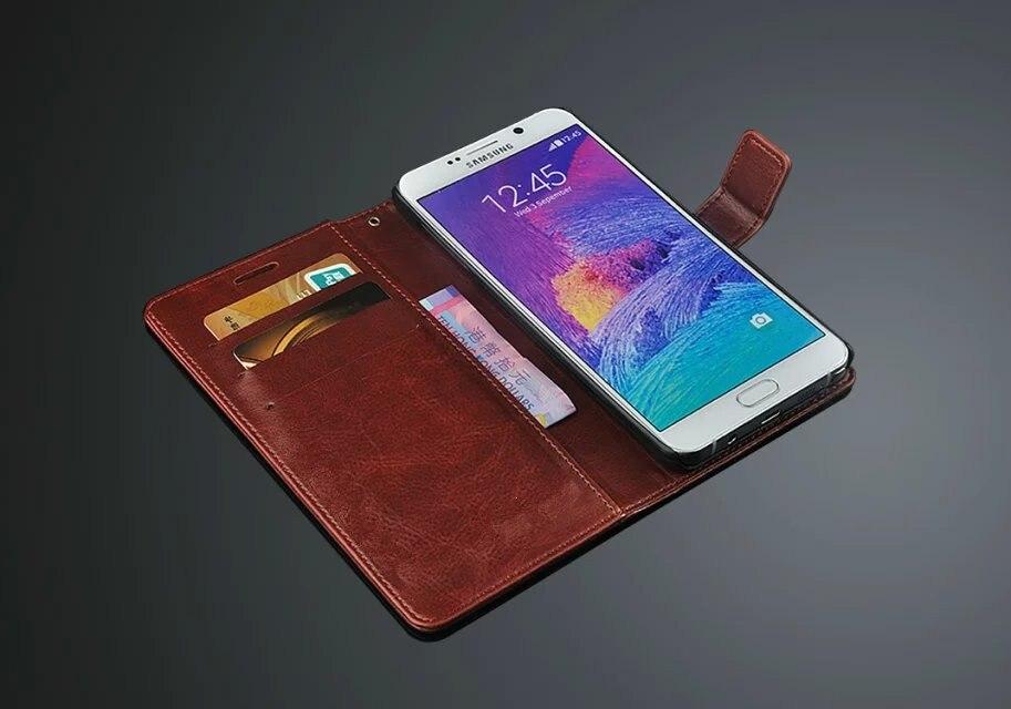 Azns Note5 շքեղ դրամապանակի պատյան Samsung - Բջջային հեռախոսի պարագաներ և պահեստամասեր - Լուսանկար 6