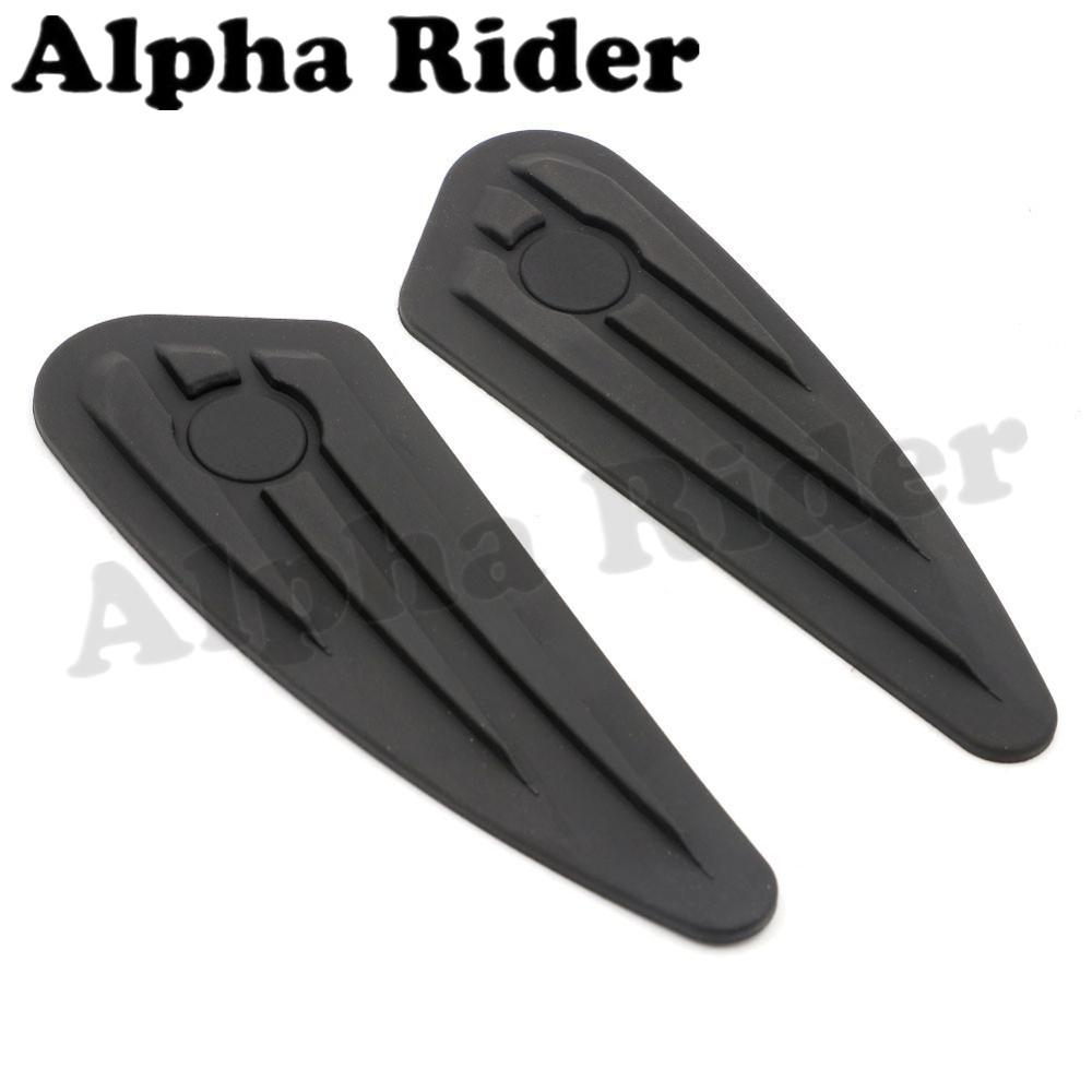 Knees Fuel Tank Pads Stickers For Harley Sportster Xl 883 1200 Dyna Street 500 750 Softail 48 Nightster Iron Superlow Wide Glide Motorcycle Accessories & Parts