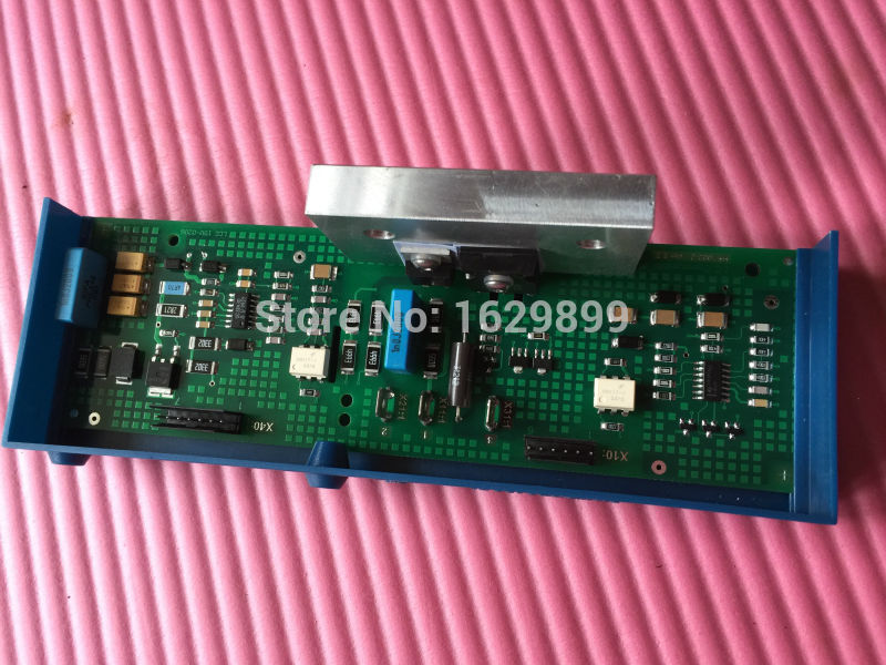 1 piece heidelberg SLT-CON circuit board GNT6029193P1 HF1002 GNT 6029 193P1 1 pcs high quality heidelberg parts new board ltk50 91 144 8021 01a water reel drive circuit board ltk 50 91 144 8021