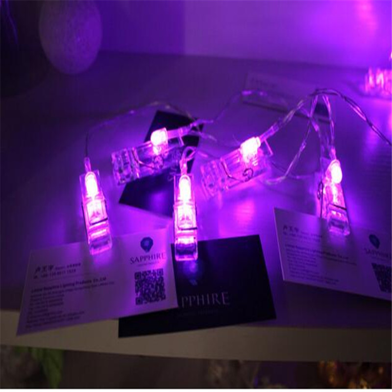 Luz Conduzida da Corda casa luzes de fadas bateria Comprimento : 150cm