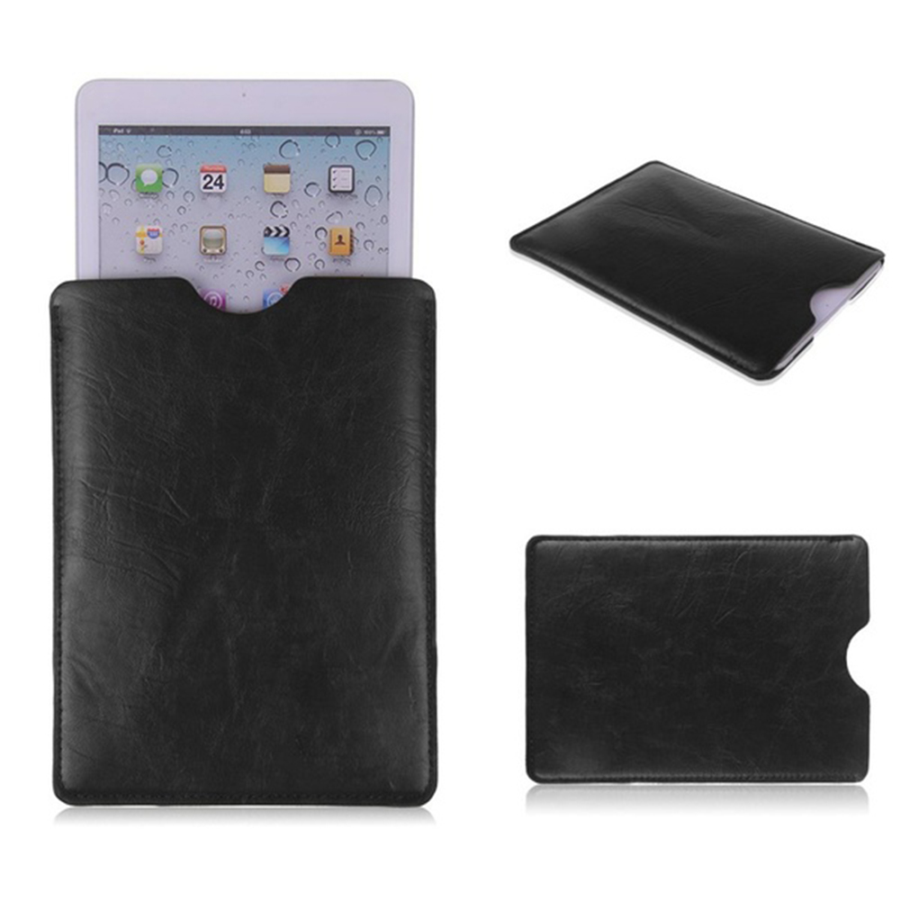Pro 3 tablet sleeve case slim wallet pu leather protective skin pouch - Universal Retro Style Anti Scratch Pu Leather Sleeve Bag Case Soft Cover Pouch Tablets Case