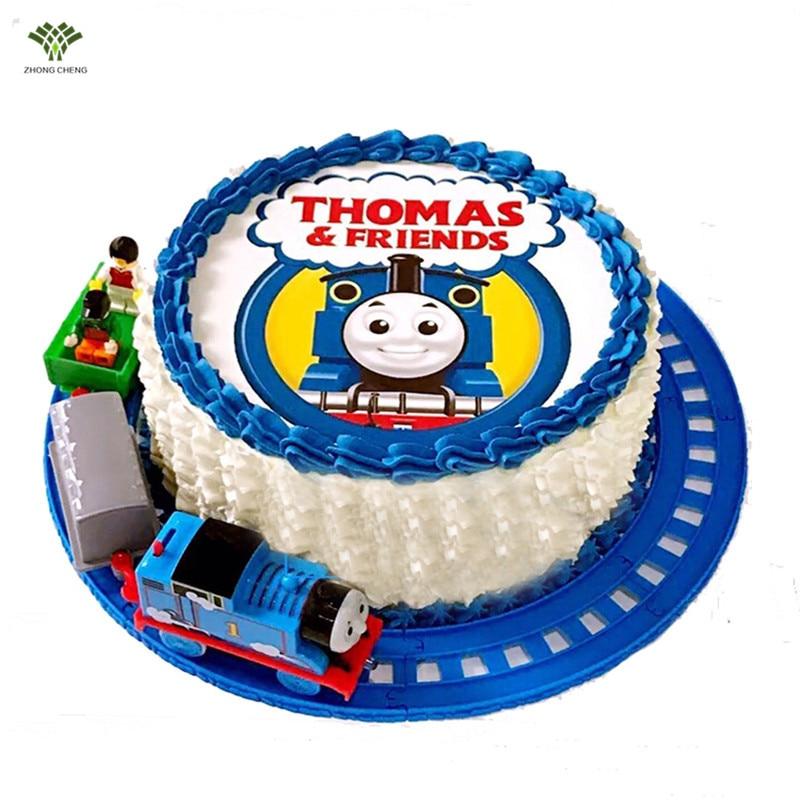 Thomas Wafer Paper Edible Thomas Cake Topper Personalized Edible