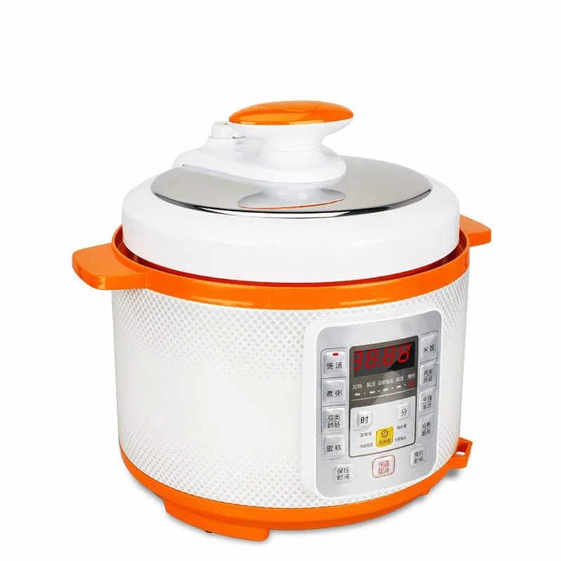 Pressure Cooker Listrik Membuat Janji dengan Pressure Cooker Listrik untuk Double 6L Baru