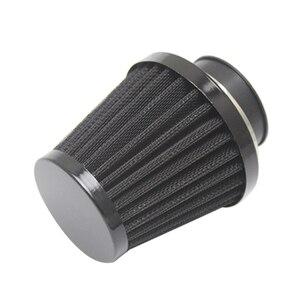 Image 2 - 1 Pcs Cone motorcycle Air Filter Clamp Cleaner 52/53/54mm Carburetor Internal Diameter For Motorcycle ATV Dirt Bike Etc
