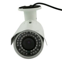 Outdoor cctv cmos AHD 1/4CMOS long distance night vision CCTV AHD camera 720P ,support mobile phone remote view