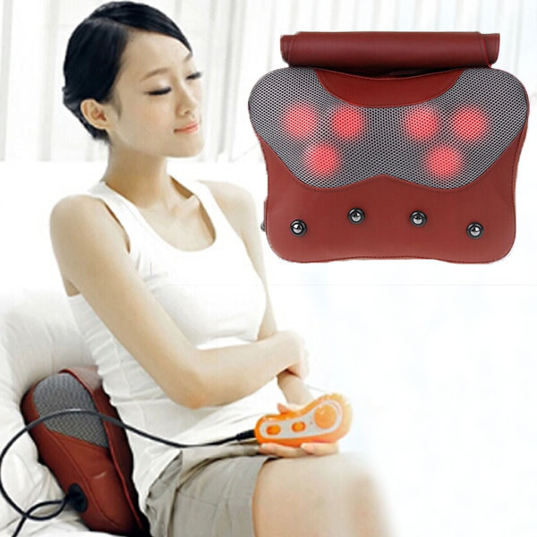 2016 New Hot Sale Infrared massage Cushion with Heating Massage Function 2014