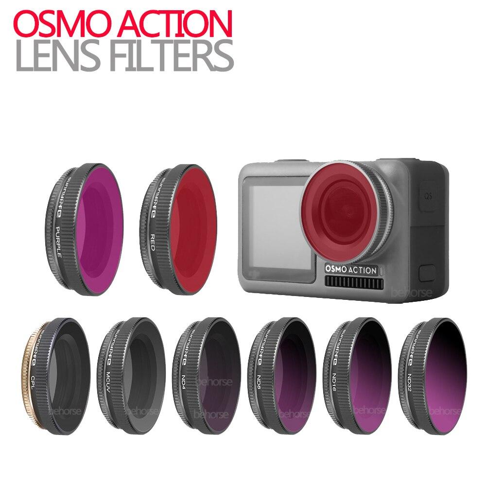 MCUV Optional Filter CPL MCUV ND4//8//16//32 Filter Professional Version for DJI Mavic 2 PRO Drone Camera Lens Accessories