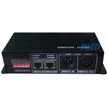 DMX512 rgb decoder,3 channels,constant…