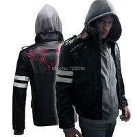 Новая игра прототип 2 косплей костюм куртка слой мужская куртка большой размер одежды для мужчин